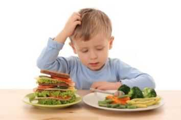 Junk Food is Harmful for your Child
