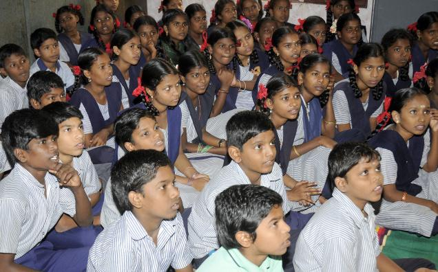 Schools revive in Chennai after declaring comprehensive rain holidays