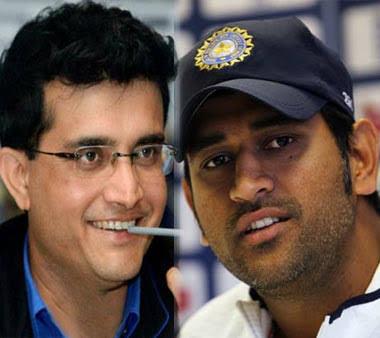 Dada praised Mahindra Singh Dhoni!