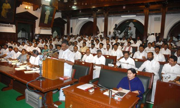 Tamil Nadu government to soon present its Interim budget