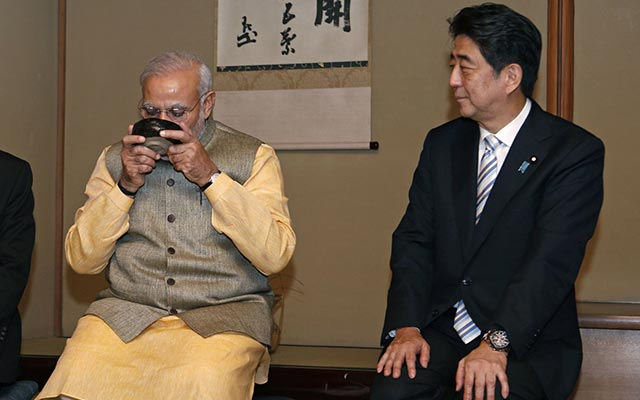 India and Japan are likely to sign a civil nuclear agreement during PM Modi's visit