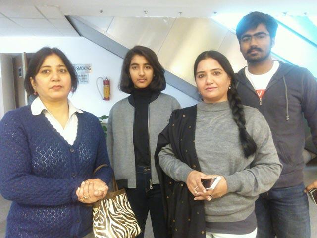Chooda- Ek Partha (Bangle) screened at 5th Delhi International Film Festival