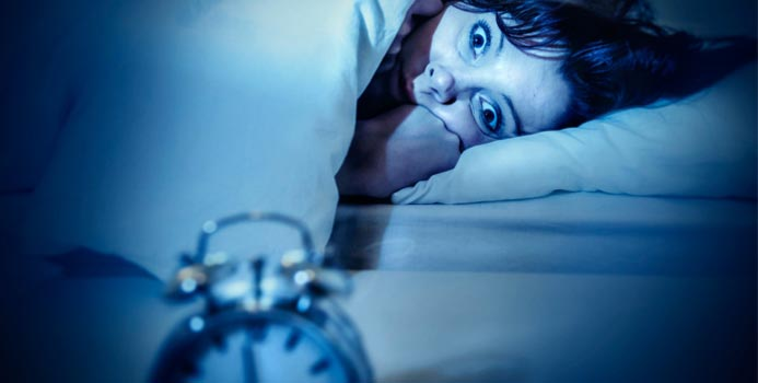 Suffering from Insomnia? Sleep like a baby tonight