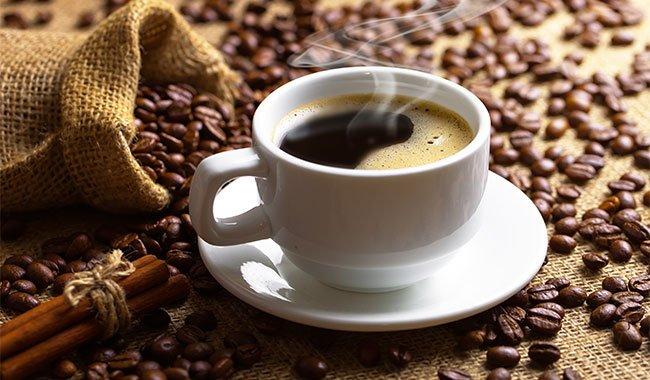 health benefits of drinking black coffee
