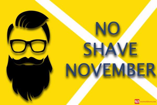 Concept of No Shave November