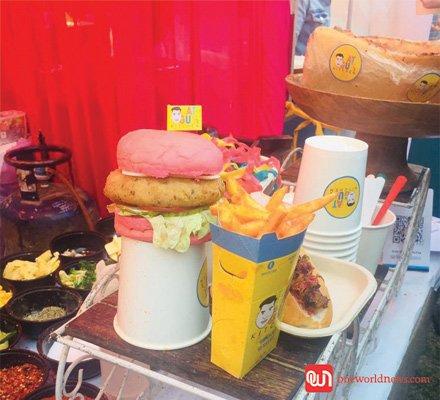 Dessert Bazaar Higlight