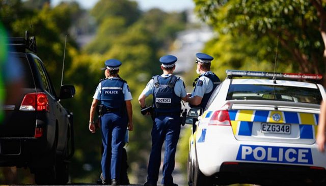 New Zealand christchruch attack
