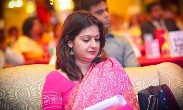 Priyanka Chatuvedi