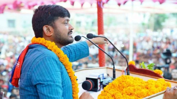 Why all the anti-BJP people are looking at the Kanhaiya's Begusarai