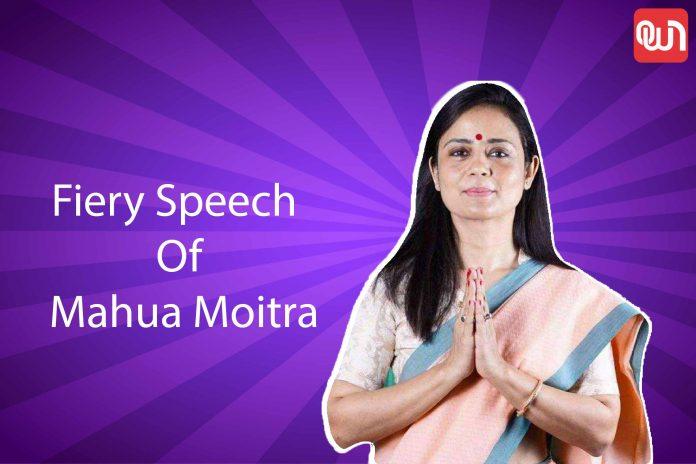Fiery Speech of mahua moitra (1)