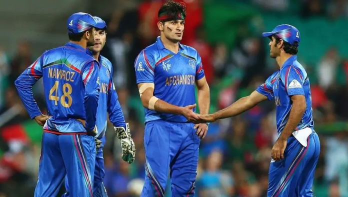Afghanistan Players  World Cup 2019