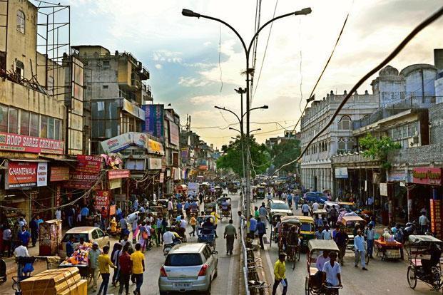 Durga Temple Chandni Chowk
