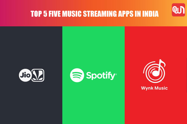 TOP-5-FIVE-MUSIC-STREAMING-APPS-IN-INDIA