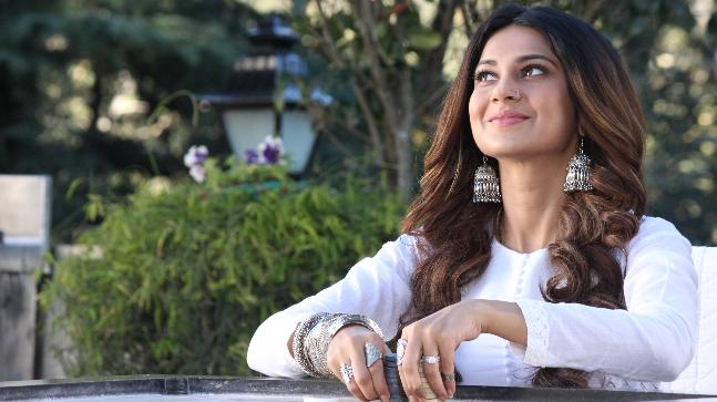 Actress Jennifer Winget