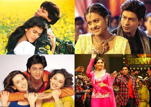 Best films of SRK