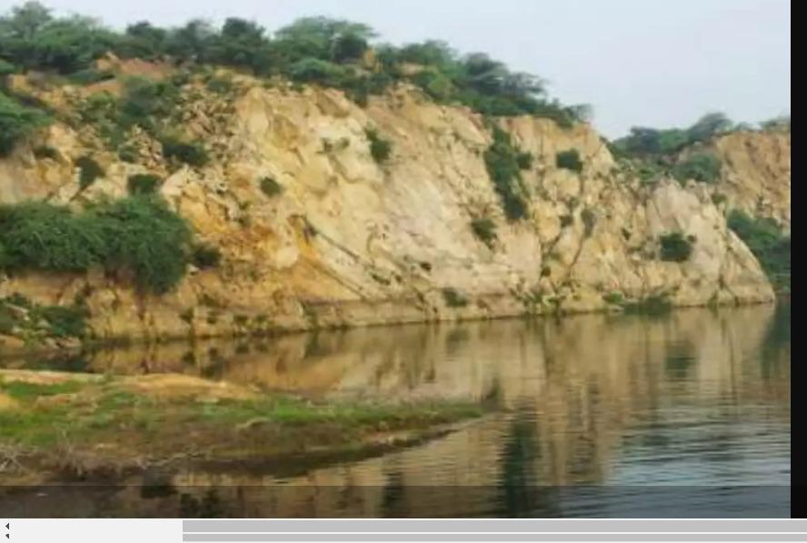 Bhardwaj Lake Asola