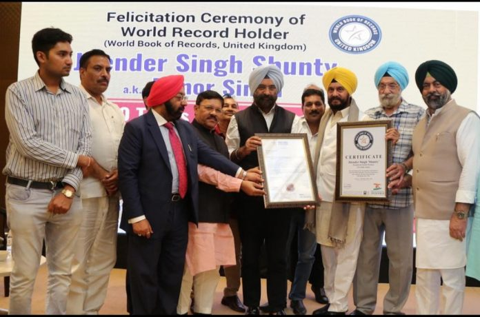 Donor Singh