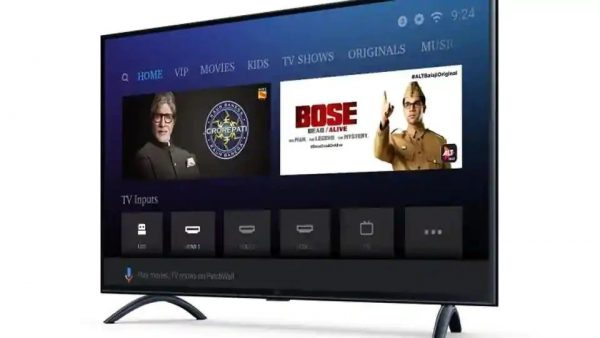 Mi 4A Pro 49 inch Smart LED TV,