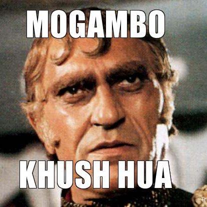 Mogambo Khus Hua