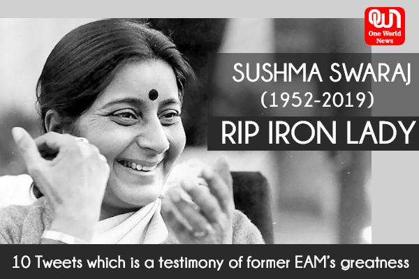 Shhusma Swaraj