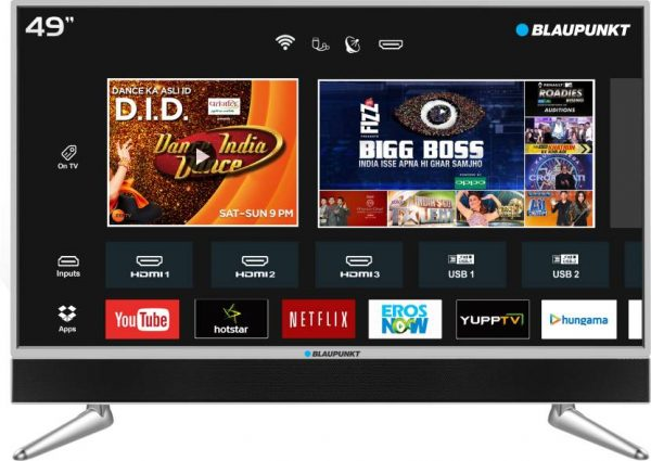 Blaupunkt 49-inch Ultra HD 4K LED Smart TV
