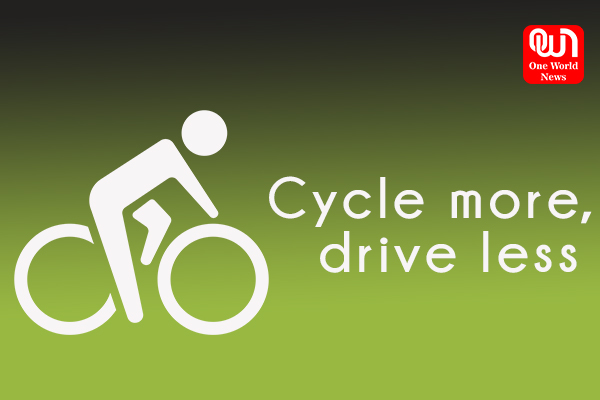 Cycle More Drive Less