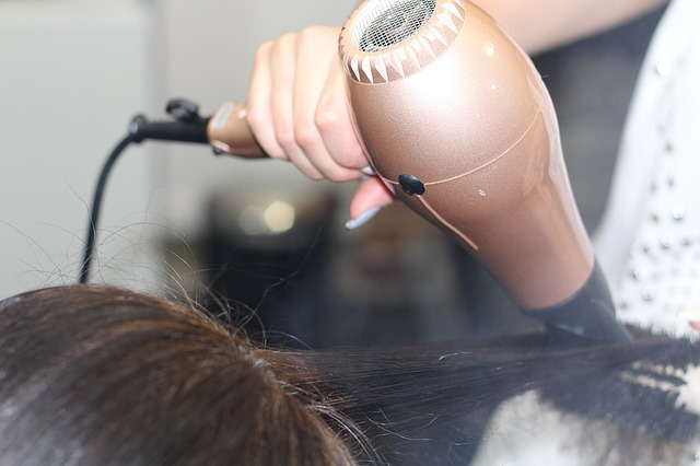 blow-drying mistakes