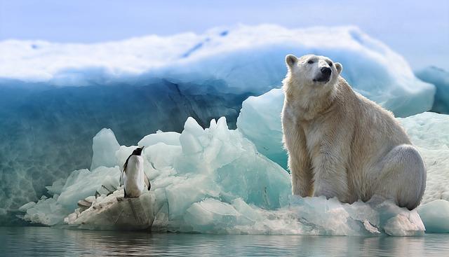 antarctica melting ice
