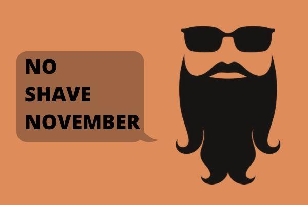 No Shave November Hacks