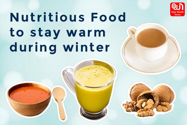 10 Nutritious Food