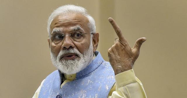 PM Modi to quit Social Media