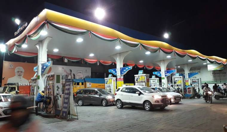 Excise duty on petrol and diesel