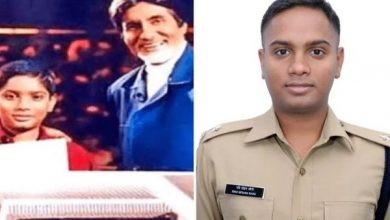 IPS Ravi Singh Saini