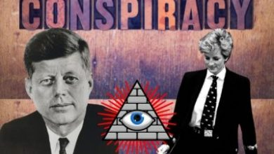 popular conspiracy theories