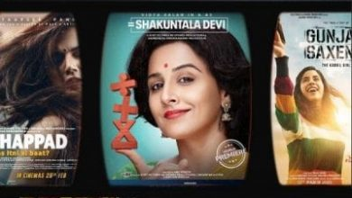 Best Bollywood movies 2020